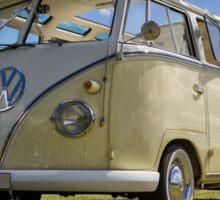Volkswagen Kombi Samba Bus Sticker