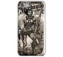 Mechanika iPhone Case/Skin