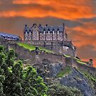 STIRLING CASTLE by Raoul Madden