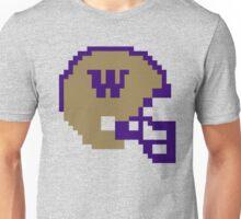Washington Huskies 8-bit Helmet Unisex T-Shirt