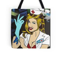 Blink 12 Tote Bag