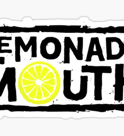 Lemonade Mouth Sticker
