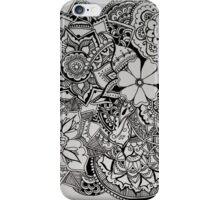 Henna Bunch iPhone Case/Skin