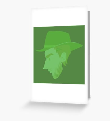 Indy Greeting Card