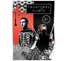Twenty One Pilots Poster