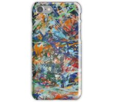 Abstract composition 383 iPhone Case/Skin