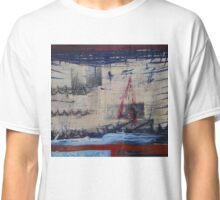 Shipwreck - Lost in a storm Classic T-Shirt