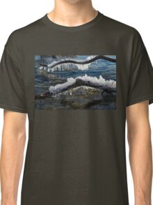 Nature Artistic Hand - Fabulously Different Pair Classic T-Shirt