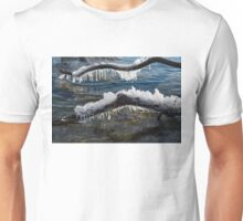 Nature Artistic Hand - Fabulously Different Pair Unisex T-Shirt
