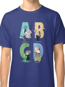 Science ABC Classic T-Shirt