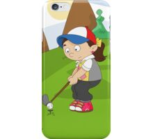 Non Olympic Sports: Golf iPhone Case/Skin