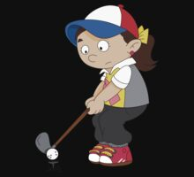 Non Olympic Sports: Golf One Piece - Short Sleeve