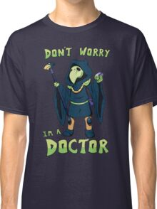 "Plague Knight - ""I'm a doctor"" - Shovel Knight Classic T-Shirt"