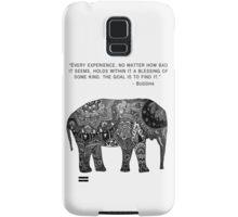 Buddha Wisdom Elephant Samsung Galaxy Case/Skin