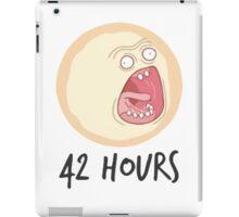 Rick and Morty Screaming Sun iPad Case/Skin