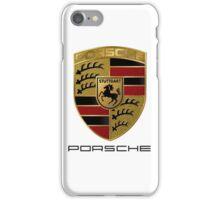 PORSCHE iPhone Case/Skin