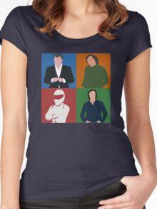 Top Gear Gang Women's Fitted Scoop T-Shirt