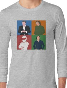 Top Gear Gang Long Sleeve T-Shirt