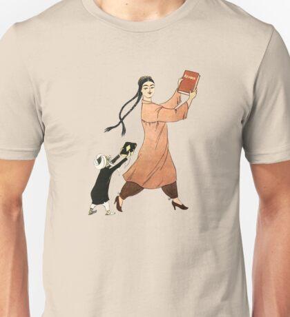 Sino Soviet Propaganda  Unisex T-Shirt