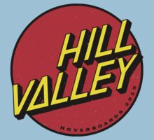 Hill Valley Hoverboards 2015 T-Shirt