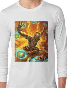 OVERWATCH ZENYATTA Long Sleeve T-Shirt