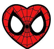 Spider-man Heart by cesimagina