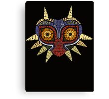 Majora's Mask Canvas Print