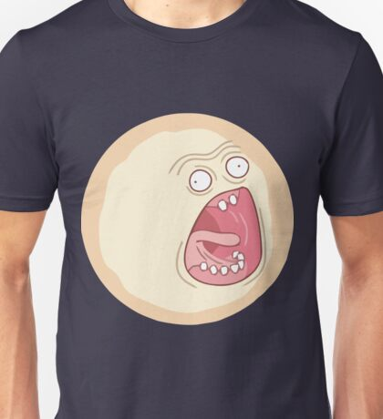 Rick and Morty Screaming Sun Unisex T-Shirt