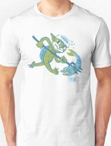 YOKAI & FOOD - Kappa tee Unisex T-Shirt