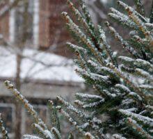 Let it Snow! Sticker