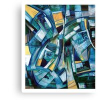 Faction Painting Canvas Print