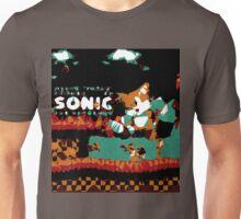 Tails Sonic the Hedgehog Unisex T-Shirt