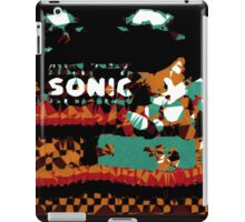 Tails Sonic the Hedgehog iPad Case/Skin