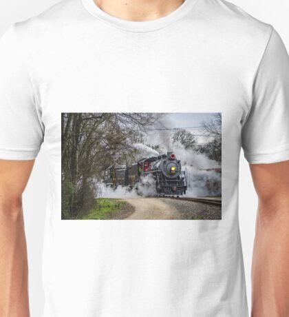 Full Head of Steam Unisex T-Shirt