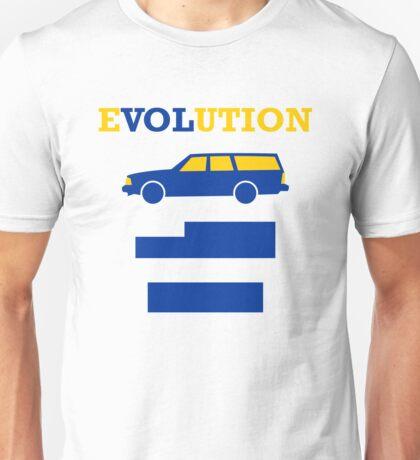 eVOLution (1) Unisex T-Shirt