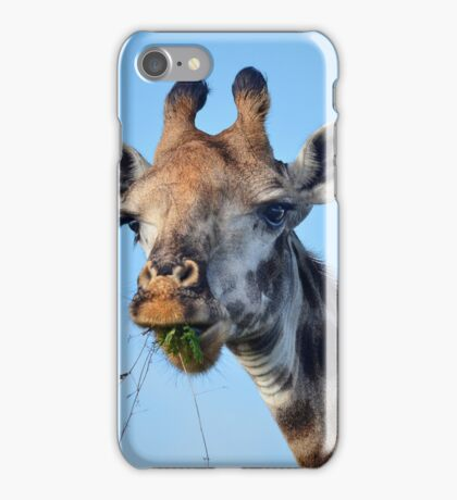 Eat up!! iPhone Case/Skin