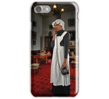 The Phone Call iPhone Case/Skin