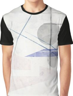 Abstract painting in light pastel tones .  Graphic T-Shirt