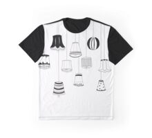 Lovely Lampshades Graphic T-Shirt