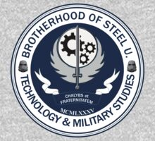Brotherhood of Steel University - Tech & Firepower by Chronotaku