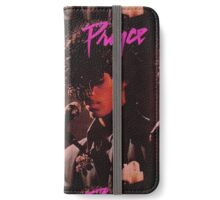prince iPhone Wallet/Case/Skin