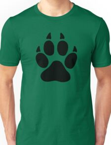 hunter footprint  ours bear chasseur Unisex T-Shirt