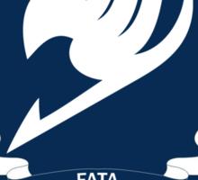 Fairy Tail University: Mage Doctorates Sticker