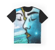 Lover's Kiss Graphic T-Shirt