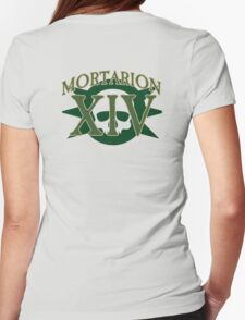 Mortarion - Sport Jersey Style Womens Fitted T-Shirt