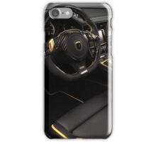 LAMBORGINI iPhone Case/Skin