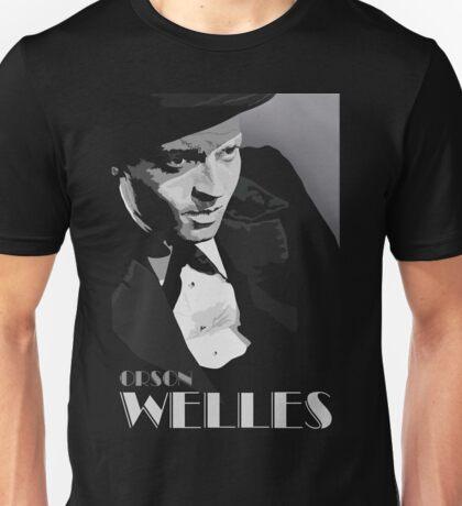Orson Welles Vector Graphic Unisex T-Shirt