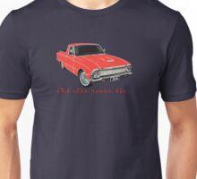 Old utes never die Unisex T-Shirt