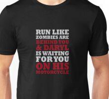 Daryl Motorcycle Unisex T-Shirt