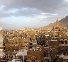 Old Sana'a by Citisurfer
